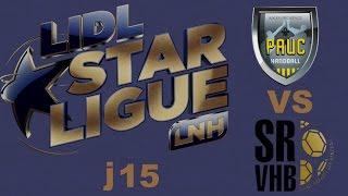 Aix en provence VS Saint raphael Handball LIDL STARLIGUE j15