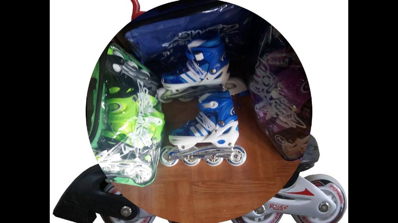 082214396038 Jual Harga Murah Sepatu Roda Anak Laki Youtube Inline Bajaj Power  Grosir Dan Eceran