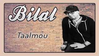 cheb bilal   taalmou audio officiel 2017