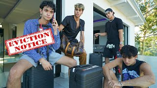 We Got KICKED OUT Of Our New House..