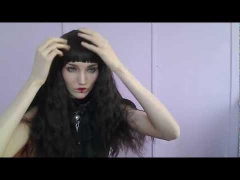 BJD inspired gothic lolita transformation