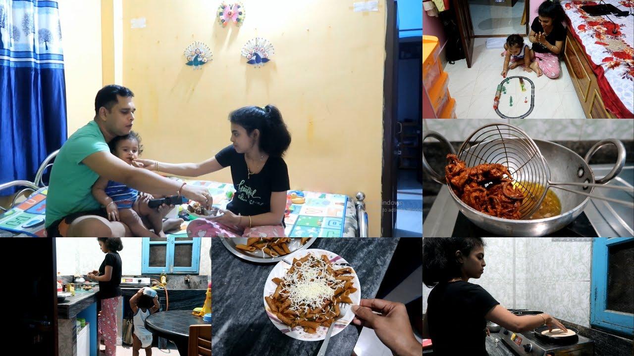Haalat Dekh Kar Aisa Lag Raha Hain Ke Hum Doobne Wale Hain    Cooking Piyaji & Vegie Pasta