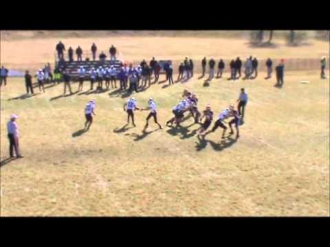 2012-2013 Sioux County Nebraska Six Man Football Highlights