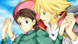 ★ Merry-go-round of Life (Piano, Flute, etc.) | Howl's Moving Castle