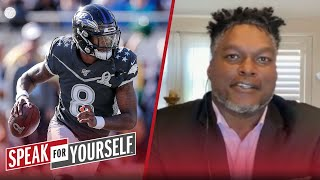Lamar Jackson needs a playoff win to validate his success — LaVar Arrington   SPEAK FOR YOURSELF