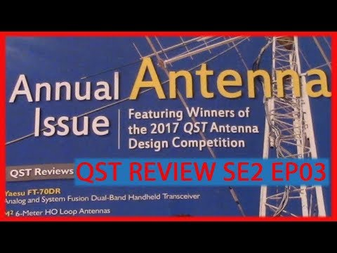 ARRL QST Review and Commentary SE2 EP03