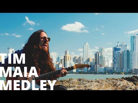 Tim Maia Medley Nicolas Fresard cover acústico Nossa Toca
