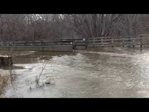 Flooding on the I&M Canal