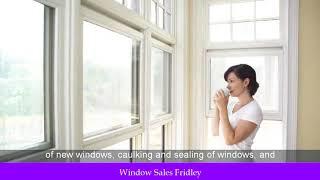 Window Sales Fridley