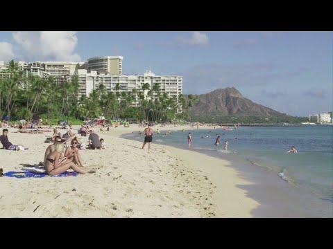 Falsa alerta en Hawái sobre la llegada de un misil balístico