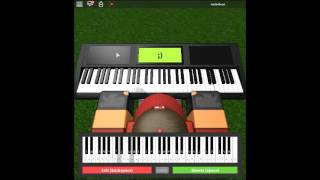 Married Life - Up by: Michael Giacchino on a ROBLOX piano.