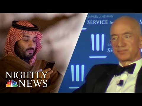 UN Expert: Bezos Phone Hack Was MBS Attempting To Influence Post's Saudi Coverage | NBC Nightly News