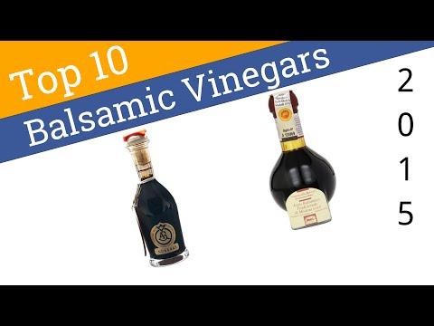 10 Best Balsamic Vinegars 2015