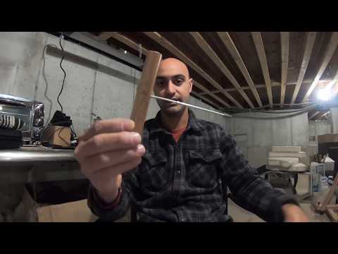 How to make a must have fishing tool (hook out, disgorger, dehooker) from YouTube · Duration:  6 minutes