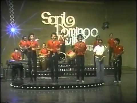 ANDRES DE JESUS y ORQUESTA video 80's   El Principe   MERENGUE CLASICO