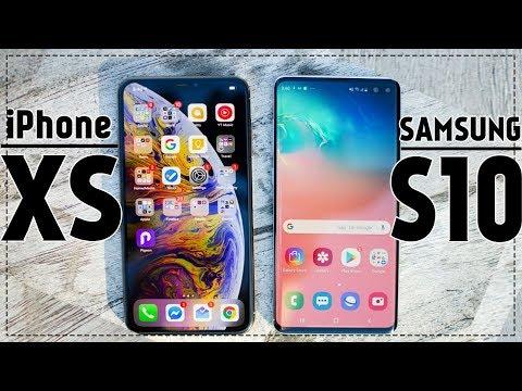 iPhone XS или Samsung Galaxy S10💥Что лучше? Айфон или Самсунг?