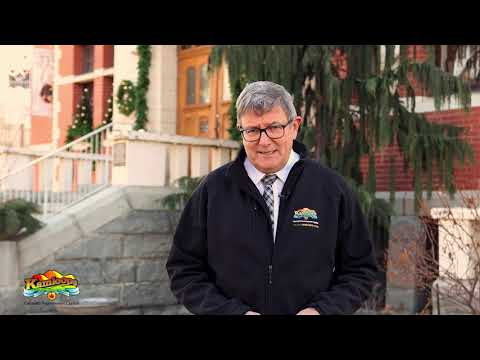 City of Kamloops COVID-19 Video Update - December 7, 2020