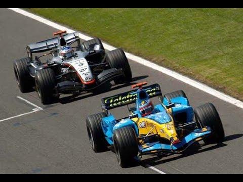 F1 2005 Highlights