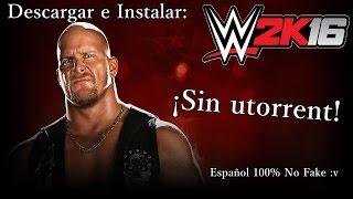 vuclip Descargar e instalar WWE 2K16  para PC (Sin Utorrent) Full español.