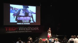 Unleashing African potential from an African youth perspective: Taleni Shimhopileni at TEDxWindhoek
