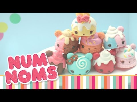 Introducing the Num Noms  Meet the Num Noms  Smell SO Delicious