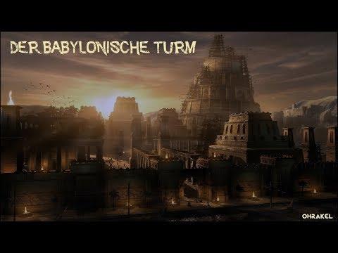 Der Babylonische Turm - Werner Kließ - Sci-Fi Hörspiel