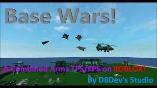 Base wars Trailer 2016 [Roblox Games Design/Demonstration]