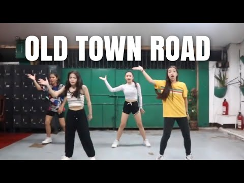 OLD TOWN ROAD DANCE COVER