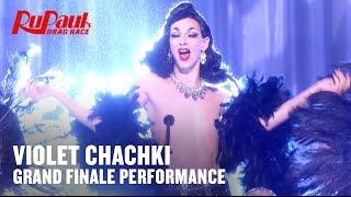 Violet Chacki Performance at RuPaul's Drag Race Season 7 Grand Finale