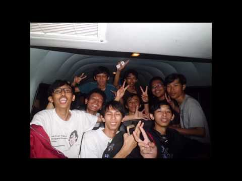 Journey to Pantai Sawarna Assisten LAB STMIK JAKARTA
