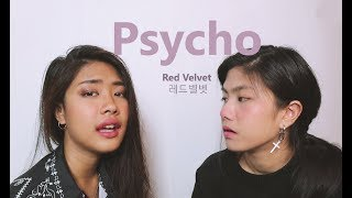 Red Velvet 레드벨벳 - Psycho [ English Cover by Piano&Pleng ]