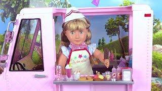 Camion de Glaces Our Generation pour Poupées American Girl