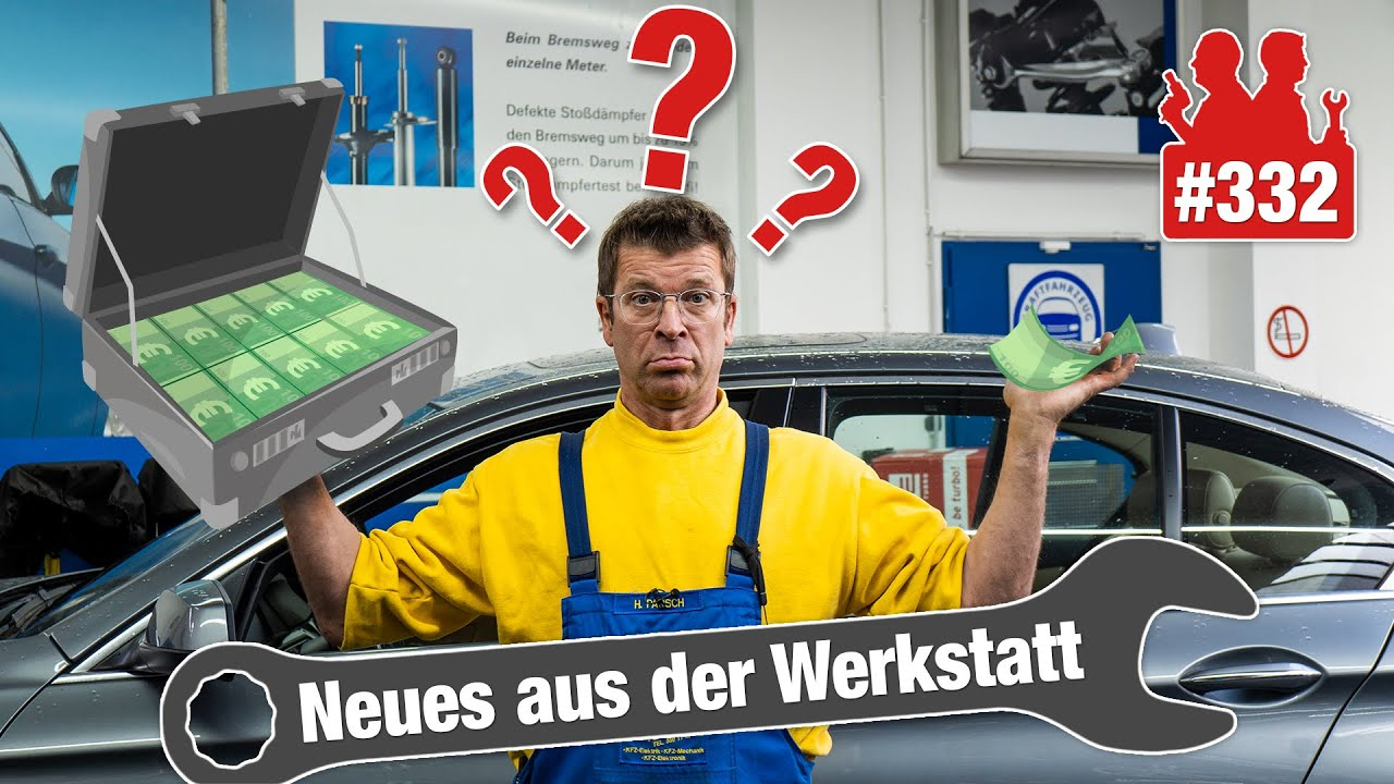 Download 3.500€ BMW-Fehldiagnose!! 😡😡 Holger verhindert Kosten-Desaster am 5er mit vollem Fehlerspeicher!