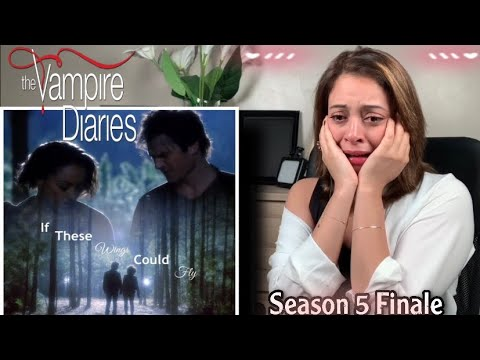 Download Saddest Finale ever 😭The Vampire Diaries~ S05E22| ''Home''♡First time  Reaction&Review♡