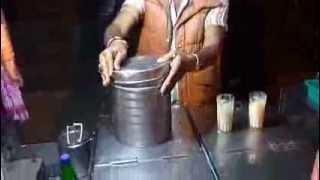Kem ly ở đường phố Ấn Độ