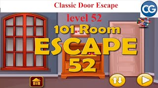 [Walkthrough] Classic Door Escape level 52 - 501 Room escape 52 - Complete Game