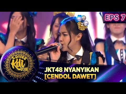 KECE Abis! Sisca JKT48 Nyanyikan CENDOL DAWET [PAMER BOJO] - Kontes KDI Eps 7 (2/9)
