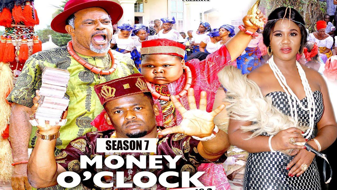 Download MONEY O CLOCK (SEASON 7) NEW MOVIE - ZUBBY MICHEAL 2021 NOLLYWOOD BLOCKBUSTER || ROCKCELLY TV