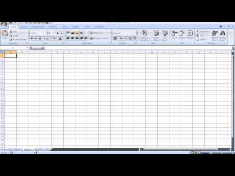 Introduction To Microsoft Excel For Absolute Beginners