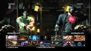 Flame Fist Liu Kang - Ranked Matches - Mortal Kombat X (PS4)