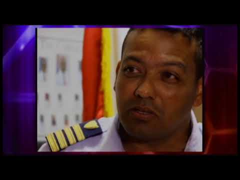 Coast guard Commander speaks against abuse and murder of colleague