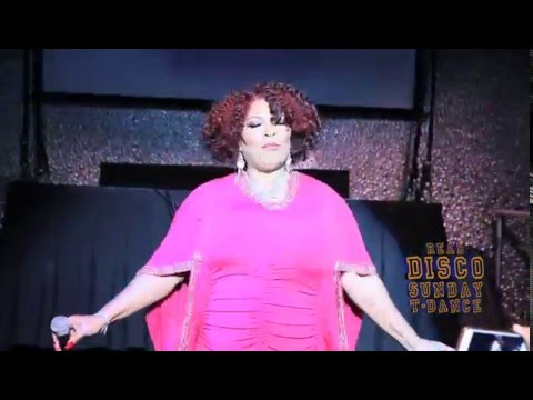 Jessica Williams Live at Real Disco Sunday T-Dance 1-17-16 - Queen Of Fools