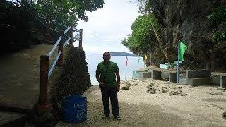 Tangkaan Beach - Padre Burgos, Southern Leyte
