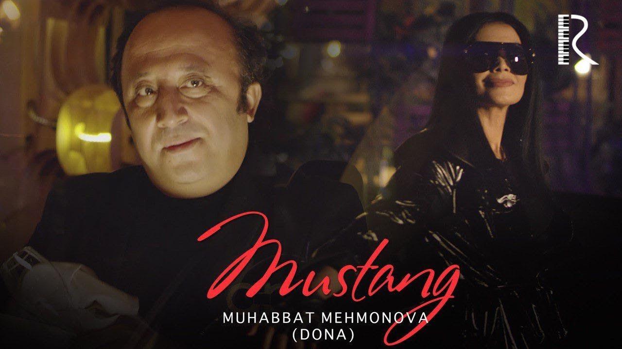 Muhabbat Mehmonova (Dona) - Mustang | Мухаббат Мехмонова (Дона) - Мустанг #UydaQoling