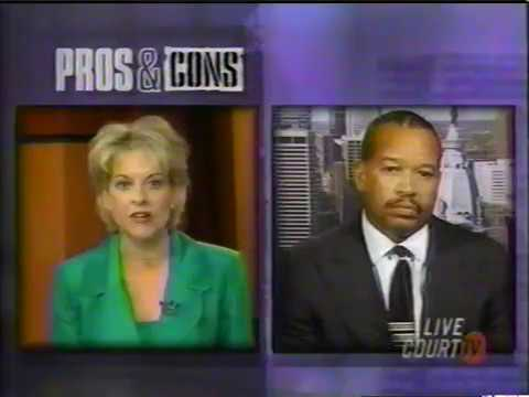 Robert Lockley guest on Pros and Cons program with Nancy Grace 1999