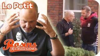 Frank beim privaten Testessen entsetzt: Volker bricht ab! | 5/7 | Rosins Restaurants | Kabel Eins
