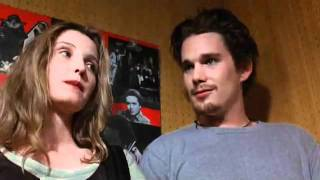 Before Sunrise - 1995 music booth