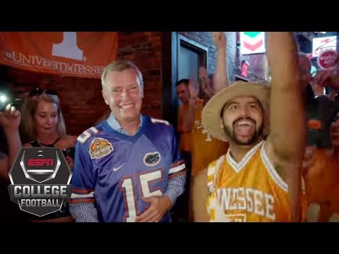 College alumni can always find a bar in New York City | ESPN