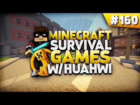 Minecraft Survival Games #160: Minecrafter, PvPer, Gamer.