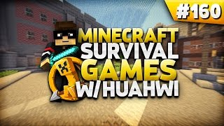 Minecraft Survival Games #160: Minecrafter, PvPer, Gamer. Thumbnail